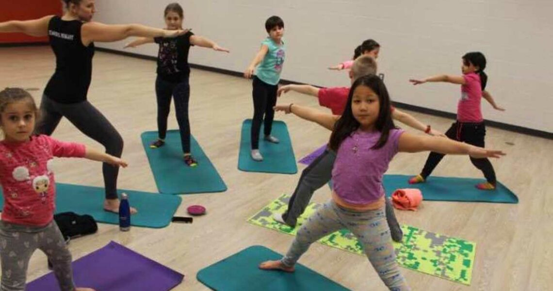 These classes are designed for children ages 2-9. Class sizes and age ranges vary based on locations.